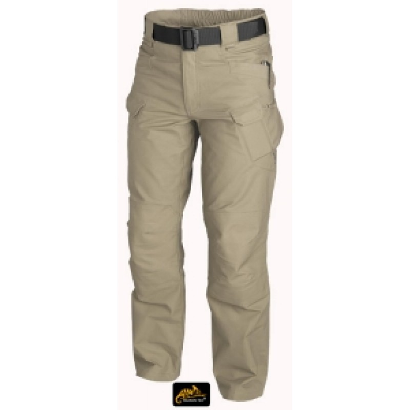 PANTALONE - URBAN TACTICAL - TAN (KHAKI) TESSUTO CANVAS - HELIKON