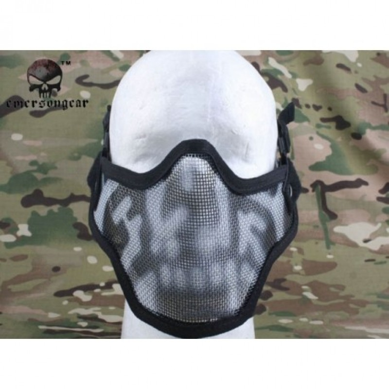 EMERSON STRIKE STEEL HALF FACE MASK