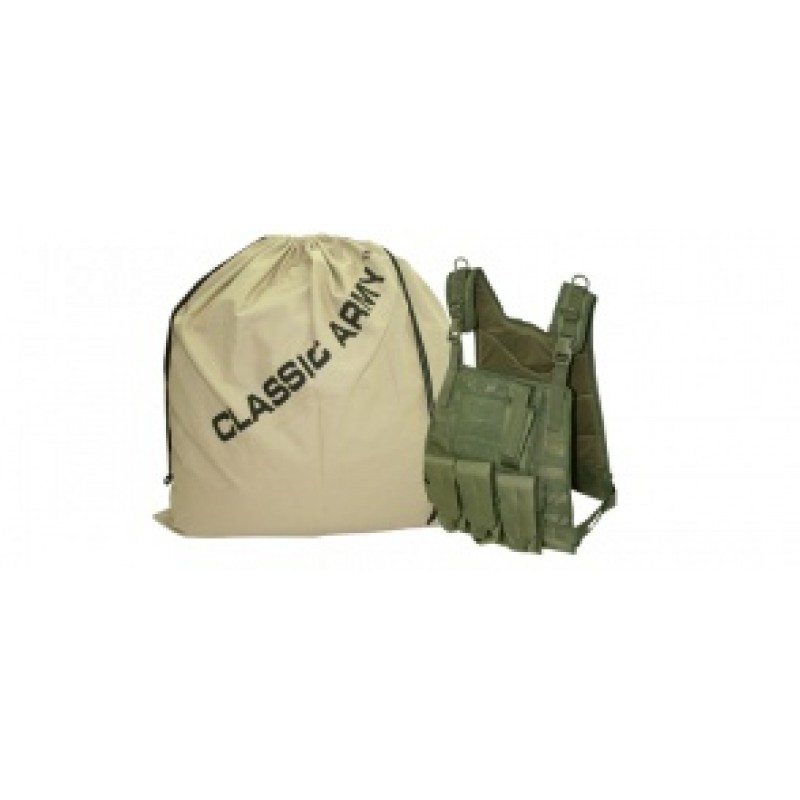Tactical Vest Classic V (OD Green)