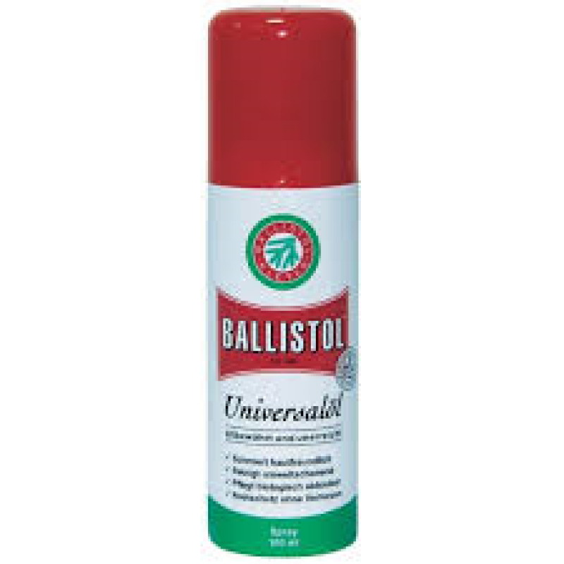 BALLISTOL OLIO SPRAY 50ML
